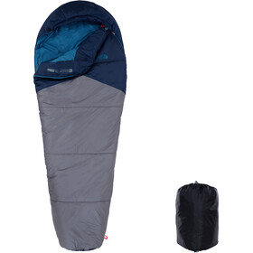 The North Face Aleutian 20/-7 Sac de couchage Normal, cosmic blue/zinc grey